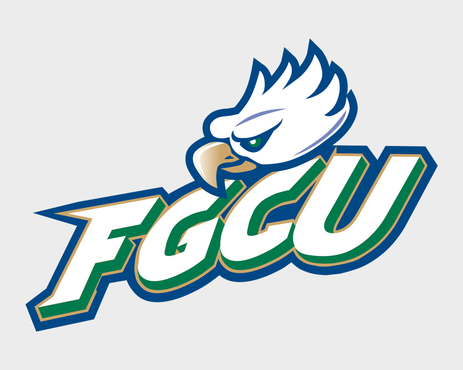 florida gulf coast university athletics logo