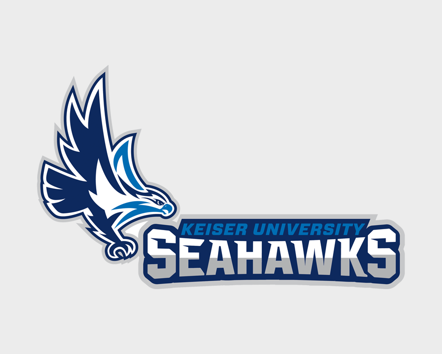 keiser university athletics logo