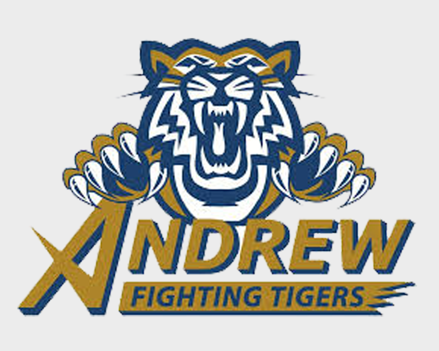 andre college logo